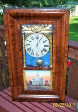 Antique Ives Ogee Clock in Chicago, Illinois