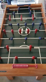 Foosball/Airhockey Table in Las Cruces, New Mexico