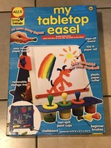New Alex Double Sided Tabletop Artist Easel New in Box in Travis AFB, California