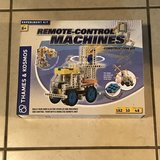 New Thames & Kosmos Remote Control Machines Construction Kit Brand New in Box in Travis AFB, California