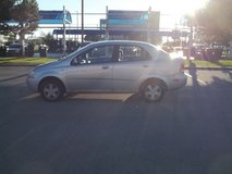 2006 GAS SAVING CHEVY AVEO in Chicago, Illinois