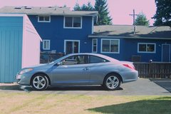 2004 Toyota Solara SE Sport in Fort Lewis, Washington