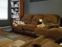 Reclining Sofa and loveseat FREE in Perry, Georgia