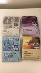 Facial sheet mask in Travis AFB, California