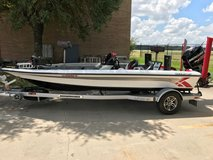 2013 Legend Bass Boat in Kingwood, Texas