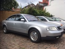 Audi A6 Sedan AUTOMATIC New TuV A/C Alloys Power Package New Service in Ramstein, Germany