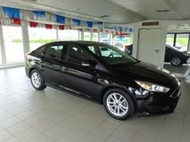 2016 Ford Focus SE AUTOMATIC Factory Warranty A/C Multimedia Fantastic Price!!! in Ramstein, Germany