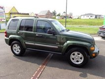 2006 Jeep Liberty AUTOMATIC A/C Alloys New TÜV New Service Low Priced!! in Ramstein, Germany
