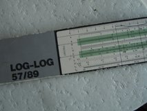 sliderule slipstick in Ramstein, Germany