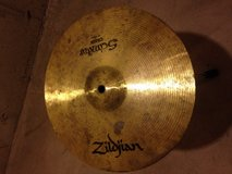 Zildjian Scimitar crash cymbal in Sandwich, Illinois