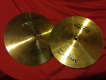 Zildjian Scimitar Hi-Hat cymbal set in Sandwich, Illinois