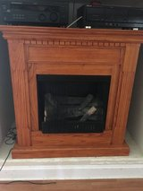Fire place in Perry, Georgia