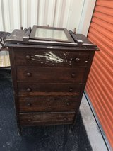 Oak Chest / Oak Dresser in Camp Lejeune, North Carolina
