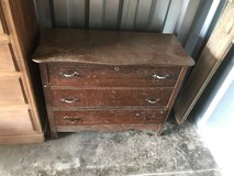 Oak Dresser in Cherry Point, North Carolina