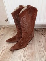 Cowboy boots 8,5 in Ramstein, Germany