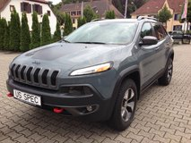 2015 Jeep Cherokee Trailhawk 4x4 *Loaded*Only 17,220 Miles* in Spangdahlem, Germany