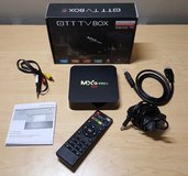 MQX PRO 4K Android TV Box in Ramstein, Germany