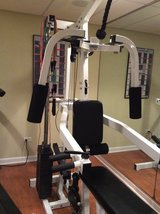Parabody 400 serious steel workout machine in Naperville, Illinois