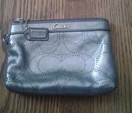 Coach F45561 Metallic Makeup Pouch in Perry, Georgia