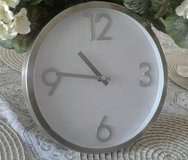 Silent Wall Clock...Nice Quality! in Fort Campbell, Kentucky