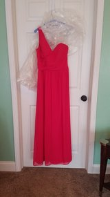 Formal Coral Gown in Watertown, New York