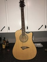 Dean Electric/Acoustic Guitar w/soft bag & Auto Tuner in Leesville, Louisiana