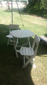 Cheap Small Folding Table And Chairs In Oklahoma City Oklahoma With Free Stuff Craigslist Okc