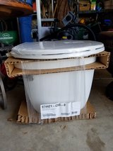 NEW FACTORY SEALED TOILET TANK AND SEAT in New Lenox, Illinois