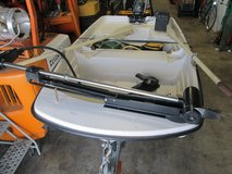 MotorGuide Tracker 40 Bow Mount Trolling Motor Pedal Controlled 12 volt, 43 lbs Thrust in Elgin, Illinois