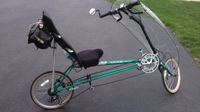 Rans Tail Wind Recumbent Bike in Shorewood, Illinois