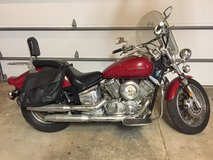 1999 Yamaha Vstar 1100c in Shorewood, Illinois