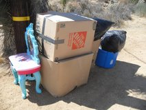 ##  Yard Sale Leftovers  ## in 29 Palms, California
