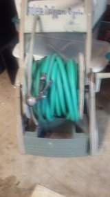 Garden Hose with Handle on stand in Wilmington, North Carolina