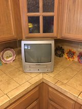"""Sylvania 13"""" TV/VCR Combo in Fort Bliss, Texas"""