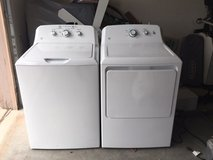 Washer Dryer Set in Fort Bliss, Texas