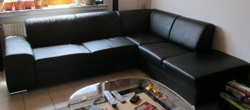 German Style Sectional with Bed in Ramstein, Germany