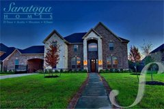 Saratoga homes in El Paso, Texas
