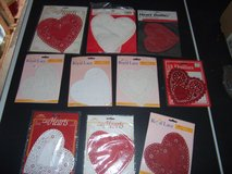Heart Doilies in Warner Robins, Georgia