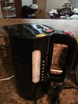 electric kettle in Lackland AFB, Texas