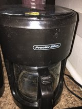 coffee maker in Lackland AFB, Texas