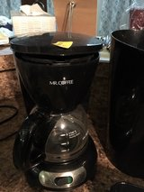 coffee maker Mr coffee in Lackland AFB, Texas