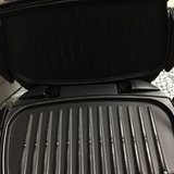 George Foreman grill indoor in Lackland AFB, Texas