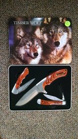 Timber Wolf knife set in Alamogordo, New Mexico