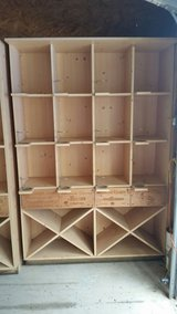 2 Cellar Wine Shelves in Cleveland, Texas