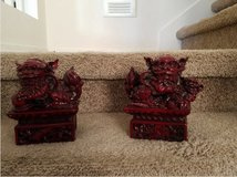 Oriental Dragon Bookends in bookoo, US