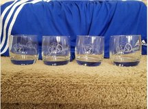 4 Whiskey Glasses in bookoo, US