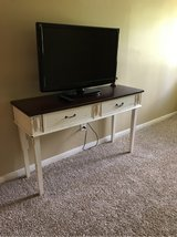 Tv and buffet table in Kingwood, Texas