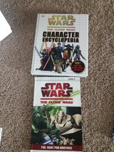 Star Wars The Clone Wars Books in New Lenox, Illinois