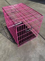 Dog crate in Sandwich, Illinois