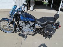 2004 Harley Davidson XL883C Sporster in Fort Campbell, Kentucky